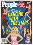 Special People issue for 10th year Anniversary of DWTS