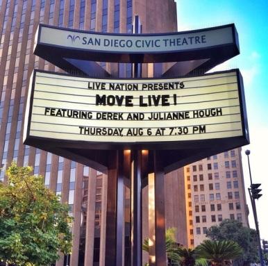 """Date night with my mom"" - San Diego, California - August 6, 2015 Courtesy amandapee IG"