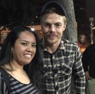 """Got to see Derek Hough again :) Awesome show!"" - San Diego, California - August 6, 2015 Courtesy kolohegyrl15 IG"