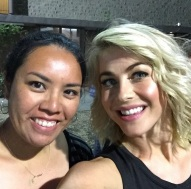 """""""Amazing show! Thanks for being super sweet again Julianne Hough you're amazing :)"""" - San Diego, California - August 6, 2015 Courtesy kolohegyrl15 IG"""