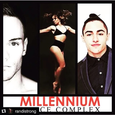 """""""Utah!! I'll be teaching at Millennium today in Salt Lake City at 4:00-5:30 - it's gunna be a fun chill class today come through and dance with me!"""" - Salt Lake City, Utah - July 30, 2015 Courtesy: mattmarr_ IG"""