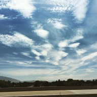 """Painted Skies"" - Salt Lake City - July 30, 2015 Courtesy: mattmarr_ IG"