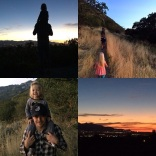 """""""Twilight hike with the family in The Tah."""" - Salt Lake City, Utah - July 30, 2015 Courtesy: derekhough IG"""