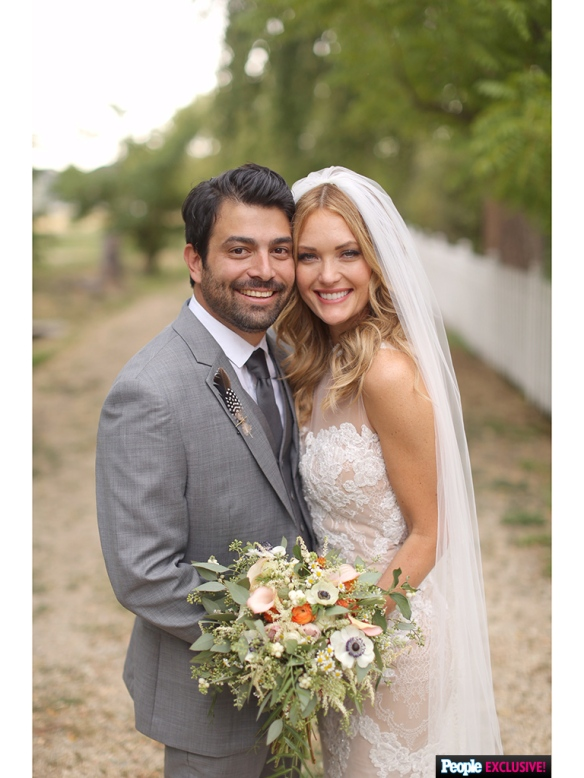 Daniel Gale and Amy Purdy Wedding for People Magazine (Source: Nate Perkes Photography)