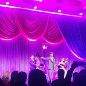 Derek Hough at Weinstein Company's Pre-Oscar Dinner - February 27, 2016 Courtesy erickohn IG