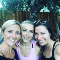 """Amazing time with @juleshough and @derekhough and @julztocker today. Inspiring and motivating! @tamirumble #juliannehough #derekhough #motivation #motion #move #exercise #inspire #dance #justdancelosangeles"" - July 14, 2016 Courtesy aim2create IG"