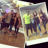 """Another fun #moveinteractive today! Thanks @iamjjdancer for an awesome cardio dance class. Loved it. #motivation #motionequalsemotion #justdance"" - August 23, 2016 Courtesy mary_joy54 IG"