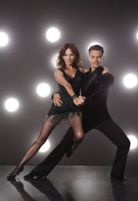 Marilu & Derek's official promo photo for the 23rd season of Dancing with the Stars Courtesy ABC