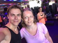 """@derekhough Thank you for the awesome #MOVEINTERACTIVE!"" - August 4, 2016 Courtesy LMHLovesDWTS twitter"