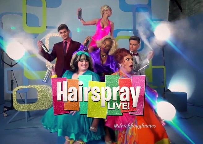 Hairspray Live! promo screencaps - August 20, 2016