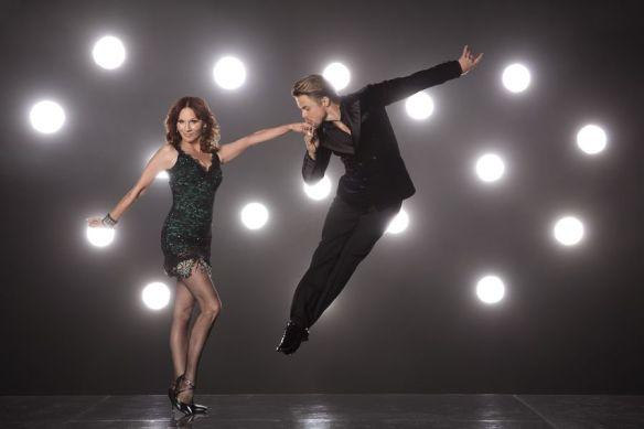 Marilu Henner & Derek Hough (ABC/Craig Sjodin)