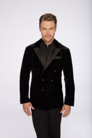 Derek's official promo photo for the 23rd season of Dancing with the Stars Courtesy ABC