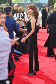 """Look at Marilu's posture....perfect for ballroom! #DWTS #EmmysArts"" - September 11, 2016 Courtesy KristynBurtt tw"