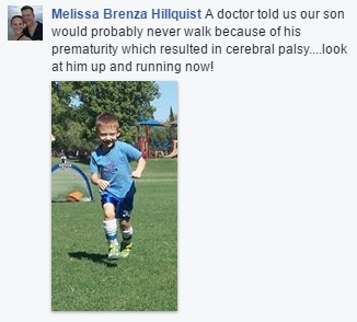 People's reactions to Derek's powerful message about bullying - Comment by Melissa Brenza Hilquist