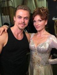 """For tonight's Most Memorable Year on #DWTS, @TheRealMarilu & @derekhough will Viennese Waltz to ""Surprise Yourself."""" - October 4, 2016 Courtesy abc7george twitter"