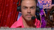 """.@derekhough's best telenovela face! 😳 "" - October 17, 2016 Courtesy dwtsallaccess twitter"