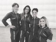 """#TeamFuture I love my team!!🚀"" - October 23, 2016 Courtesy lauriehernandez_ IG"