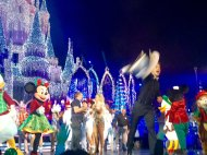 """@derekhough you broke a lot of hearts at this very second. Lol you guys were AMAZING! @juliannehough @disneywords"" - November 12, 2016 courtesy daniela_lalala twitter"