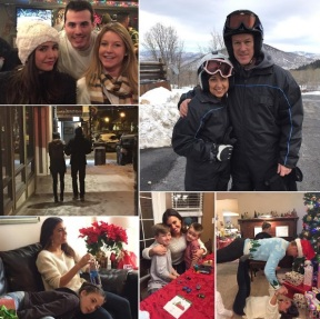 """More Holiday fun! #utah #Christmas2016 #whitechristmas"" - December 26, 2016 Courtesy debbie_schwartz IG"