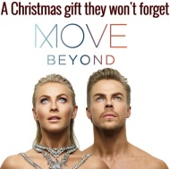 """""""Few days away from Christmas. 🎄🎉If you're looking for a last minute Christmas gift that will get you MOVIN, go grab tickets for our brand new Live show MOVE-BEYOND ! Come hang out with us with VIP tickets. Are you ready to MOVE?"""" - December 23, 2016 Courtesy derekhough IG"""