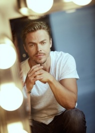 """""""Dancer, choreographer, singer, leading man, and musician 💥 @DerekHough, photographed for @backstagecast. The Dancing with the stars regular (and regular champion) was Corny Collins in NBC's @HairsprayLive which aired last week. Credits: design and art direction by @simonlcupcake grooming by @jennieredd"""" - December 12, 2016 Courtesy stephaniedianiphoto IG"""