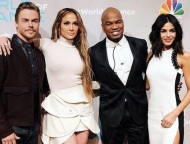 """#WOD #SPRING #SUMMER #EPIC @jlo @neyo @jennaldewan @nbcworldofdance"" - January 25, 2017 Courtesy derekhough IG"