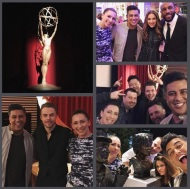 """An evening to celebrate. The Academy recognizing choreographers and their contribution to TV with OUR VERY OWN PEER GROUP. Congrats to our good friend @nopenother for producing an amazing evening and all the legendary choreos we were blessed to share the stage with. #Respect #Emmys"" - February 16, 2017 Courtesy nappytabs IG"