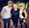 """""""Such a fun way to get my mind off my never ending job hunt! Thanks for another great Saturday! @juleshough @derekhough #hikingwiththehoughs #moveinteractive #frymancanyon"""" - February 11, 2017 Courtesy thealexislemos IG"""