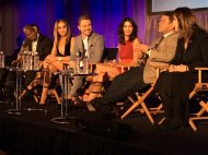 """The #worldofdance panel with @JLo @derekhough @NeYoCompound & @jennaldewan at @NBCUniversal's #NBCUSummer"" - March 20, 2017 Courtesy ConnerWS twitter"