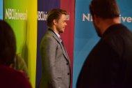 """""""Derek Hough is red carpet ready. #WorldofDance #NBCUSummer"""" - March 20, 2017 Courtesy kristynburtt twitter"""