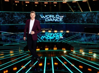 """May 30th... are you all ready ??? #houghmoment #derekhough @derekhough #loveit #wad #worldofdance #epic #nbc"" Courtesy on.D.spot ig"