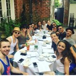 """MOVE brunch in New Orleans"" Courtesy Derek's ig"