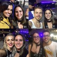 """#movebeyond was a success I finally got to meet @hayley.erbert after her being sick at the last dwts tour and got a picture with @imnickgarcia one of my favorite dancers and then @derekhough and @juleshough are such nice people and such amazing dancers loved every minute of the show #moveliveontour #movebeyondliveontour #derekhough #juliannehough"" courtesy jenna7f ig"