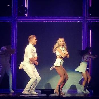 """#MoveLiveOnTour"" Courtesy jakependzimas ig"