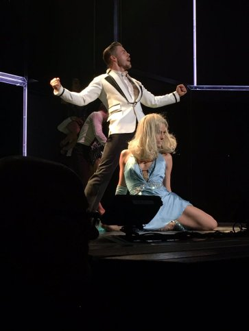 """""""Here are some of my favorite pictures from tonight #MoveBeyond #moveliveontour @juliannehough @derekhough"""" - Move Beyond - Boston, Massachusetts - May 5, 2017 Courtesy lisa_amico twitter"""